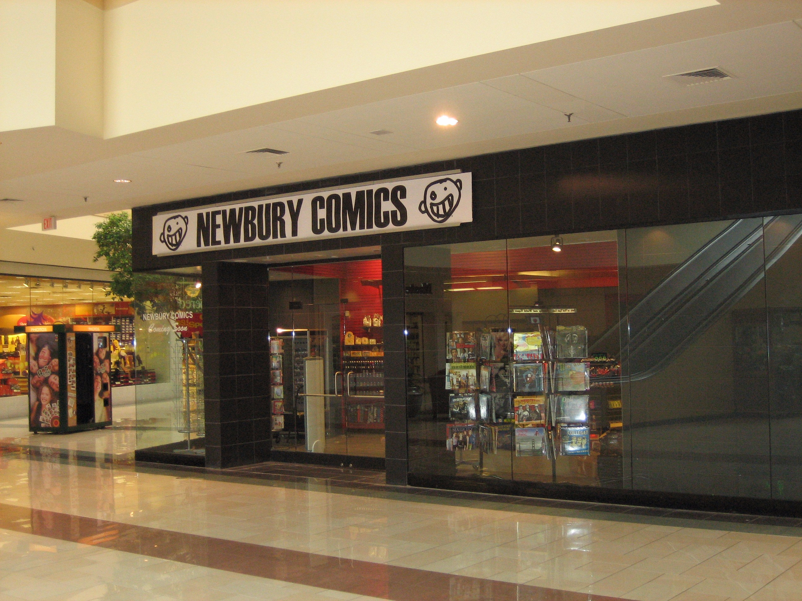 Newbury Comics: Sells records, comic books, & posters. These Are the 10 Fastest-Growing Companies in America This Year How the 'eBay of Freight' Became the .