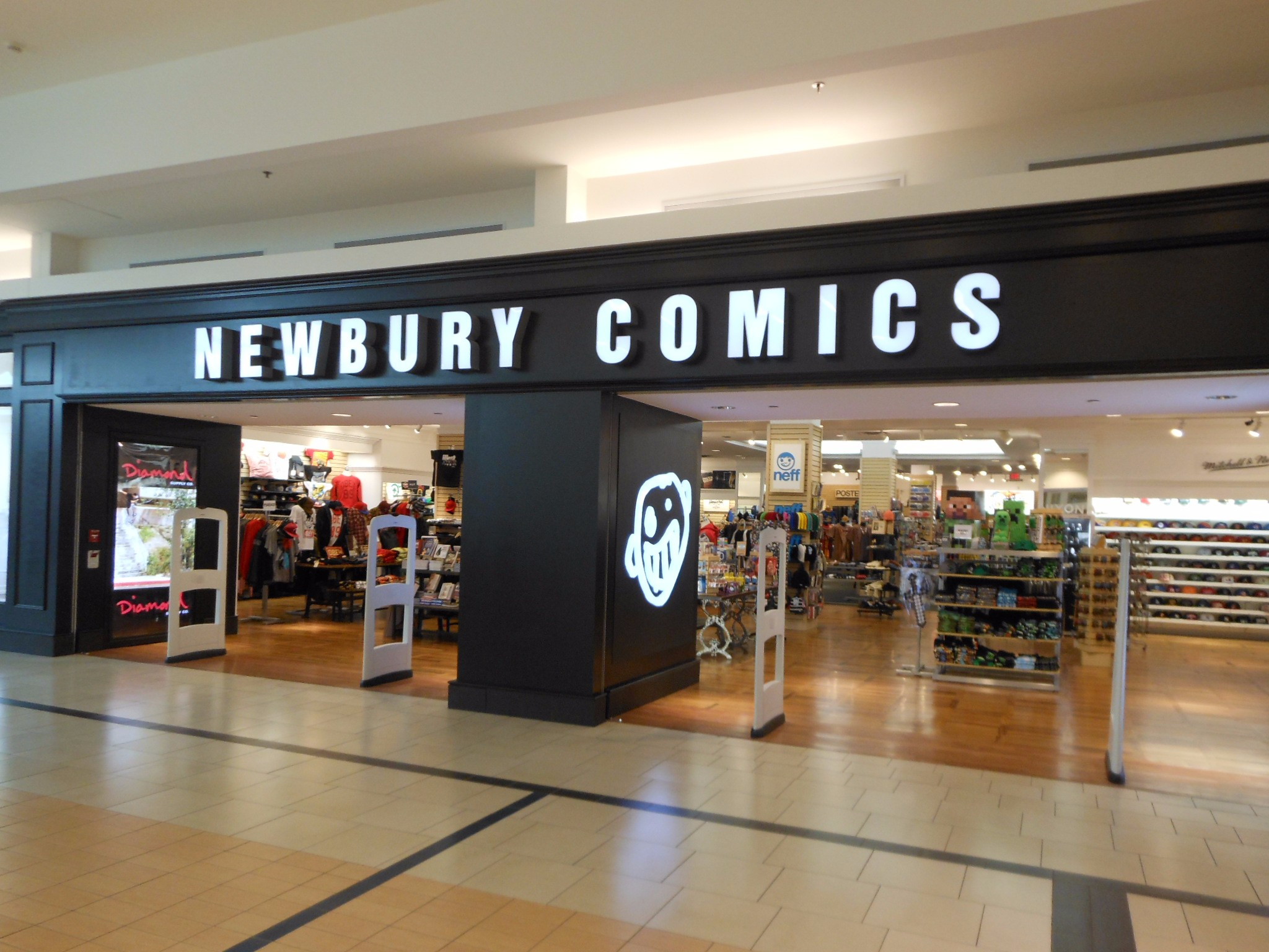 Newbury Comics, Inc. was registered on as a PROFIT Regular Corporation type incorporated at W 2ND AVE STE , SPOKANE, WA. The agent of the company is Northwest Registered Agent, Llc. This business record status is